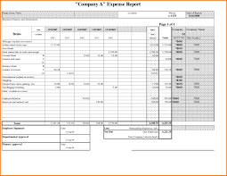 gas mileage expense report template gas mileage expense report template new 5 expense report excel