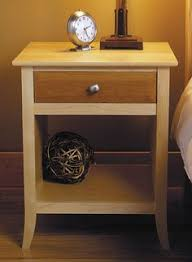 Mission Bedroom Furniture Plans by Arts And Crafts Mission End Table Night Stand Indoor Home