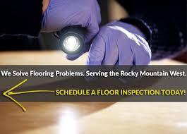 certified floor inspections flooristics