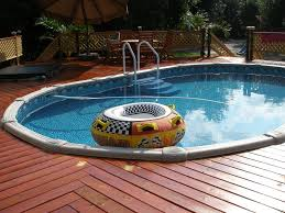 Cool Pool Ideas by Cool Above Ground Pool Ideas Deck Design Plans 60 Above Ground