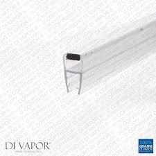 vertical shower door seals magnetic shower door seal 4 6mm 8mm 10mm glass 85cm 2m 4 6mm