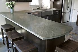 Concrete Kitchen Countertops Why Trueform Concrete Countertops