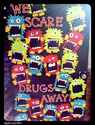 58 red halloween door decorations free week door drug free door