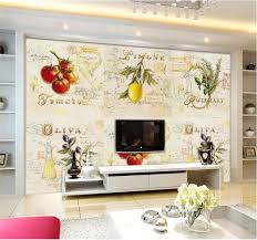 compare prices on 3d wall murals wallpaper of fruit online 3d wallpaper ceiling custom photo wall paper fruit european decorative pattern retro murals