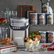 Ice Cream Gift Basket Cuisinart Electric Ice Cream Maker Ice 70 Williams Sonoma