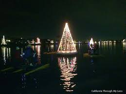 best places for christmas in southern california california