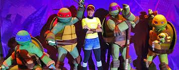 teenage mutant ninja turtles bring big fun nick hotel