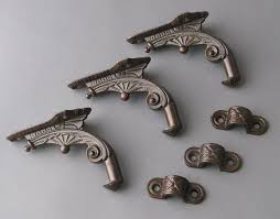 Banister Handrail Brackets Sold Antique Stair Hardware