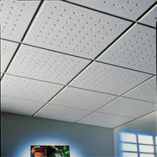 Fiber Ceiling Tiles by Metal Ceiling Mineral Fibre Ceiling Tiles Manufacturer From Pune