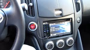 nissan 370z oem wheels 370z custom audio system youtube