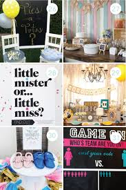 gender reveal party decorations 100 gender reveal ideas