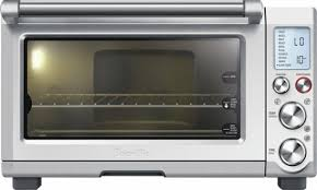 Best Buy Toasters Breville The Smart Oven Pro Convection Toaster Pizza Oven Silver