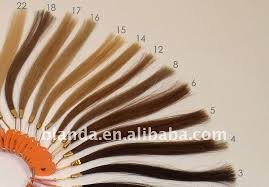 hair color rings images Human hair color ring buy hair color sample ring hair extension jpg