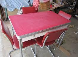 Chrome Kitchen Table Kitchen Table C Dianne Zweig Kitsch Un Stuff - Chrome kitchen table