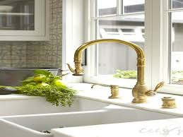 kitchen faucet trends house impressive french gold kitchen faucets gold kitchen