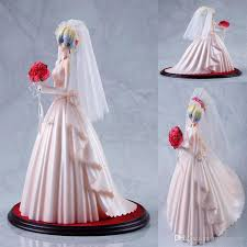 wedding dress version wedding dress version myethos gurren lagann renia anime model