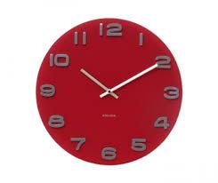 pendule moderne cuisine étourdissant pendule moderne cuisine et horloge murale en verre au