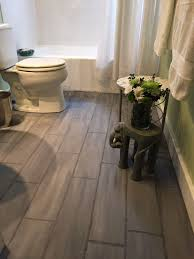 diy bathroom floor ideas when you re so your boring bathroom floor this might be the