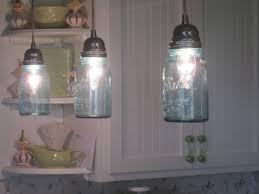 innovative mason jar pendant light pertaining to home decor ideas