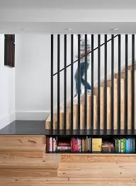 Modern Banister Rails Best 25 Modern Staircase Ideas On Pinterest Modern Stairs