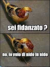 Angry Bird Meme - sei fidanzato socially angry bird meme on memegen
