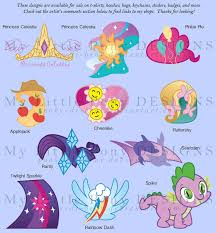 my pony design for sale by pooky di on deviantart