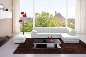 Modern Contemporary Leather Sofas Sofa Contemporary Leather Sectional Sofa Images