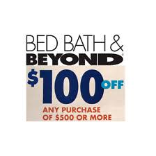 Bed Bath N Beyond Coupon Bed Bath U0026 Beyond Coupons Ebay