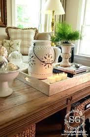 glass coffee table decor coffee table tray decor neutralduo com