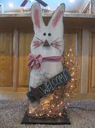 Primitive Easter Decorations To Make by 64 Best Easter Wooden Crafts Images On Pinterest Easter Crafts