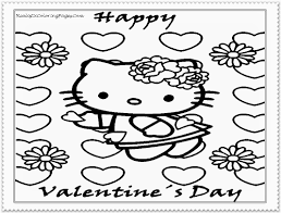 valentine cartoon coloring pages disney realistic coloring pages