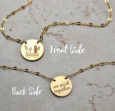 best friend gold necklace images Perfect gifts to give your best friend jpg
