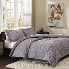 amazon com madison park norfolk ultra plush mini comforter set