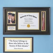 graduation shadow box cap and gown graduation frame ebay
