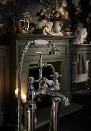 heritage bathrooms metallic bath hartlebury deck bath shower mixer