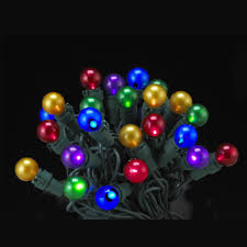 led outdoor ornaments and white ornaments tree