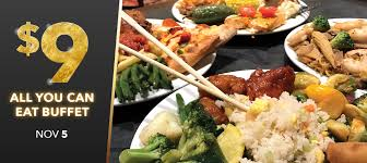 9 all you can eat buffet snoqualmie casino