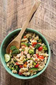 greek pasta salad with feta neighborfood