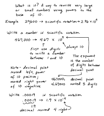 scientific notation http bit ly msa8scientificnotation