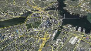 Google Maps Boston by Boston Google Earth Fly By Zoom In Youtube
