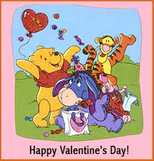 winnie the pooh valentines day winnie the pooh wallpaper phval3 s day pictures