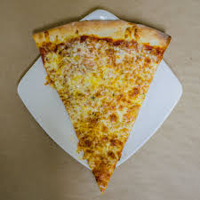 cheese delivery pizza slice chameleon pizza