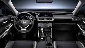 lexus is 250 2017 interior a visual comparison between the 2017 lexus is and its predecessor