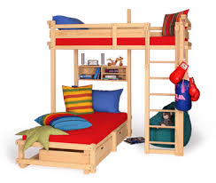 Childrens Bunk Bed Calgary  Comfortable And Multifunctional - Right angle bunk beds