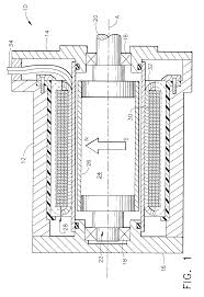 patent us6242840 electrical machine including toothless flux