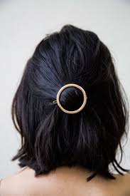 medium hair styles with barettes moon barrette barrette moon and compliments