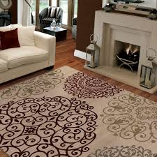 Living Rooms With Area Rugs by Living Room Rug Ideas Wall Motive Purple Sofa Charming White Sofa