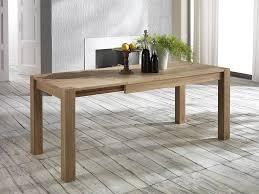 Esszimmer Aus Eiche Ausziehbarer Tisch Aus Eichenholz