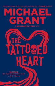 booktopia the tattooed heart a messenger of fear novel by