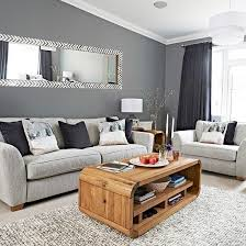 chic grey living room with clean lines grey living rooms living